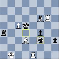 Kramnik - Caruana, 58...Nf3