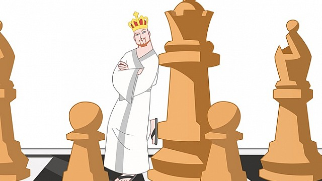 ginger-chess-queen
