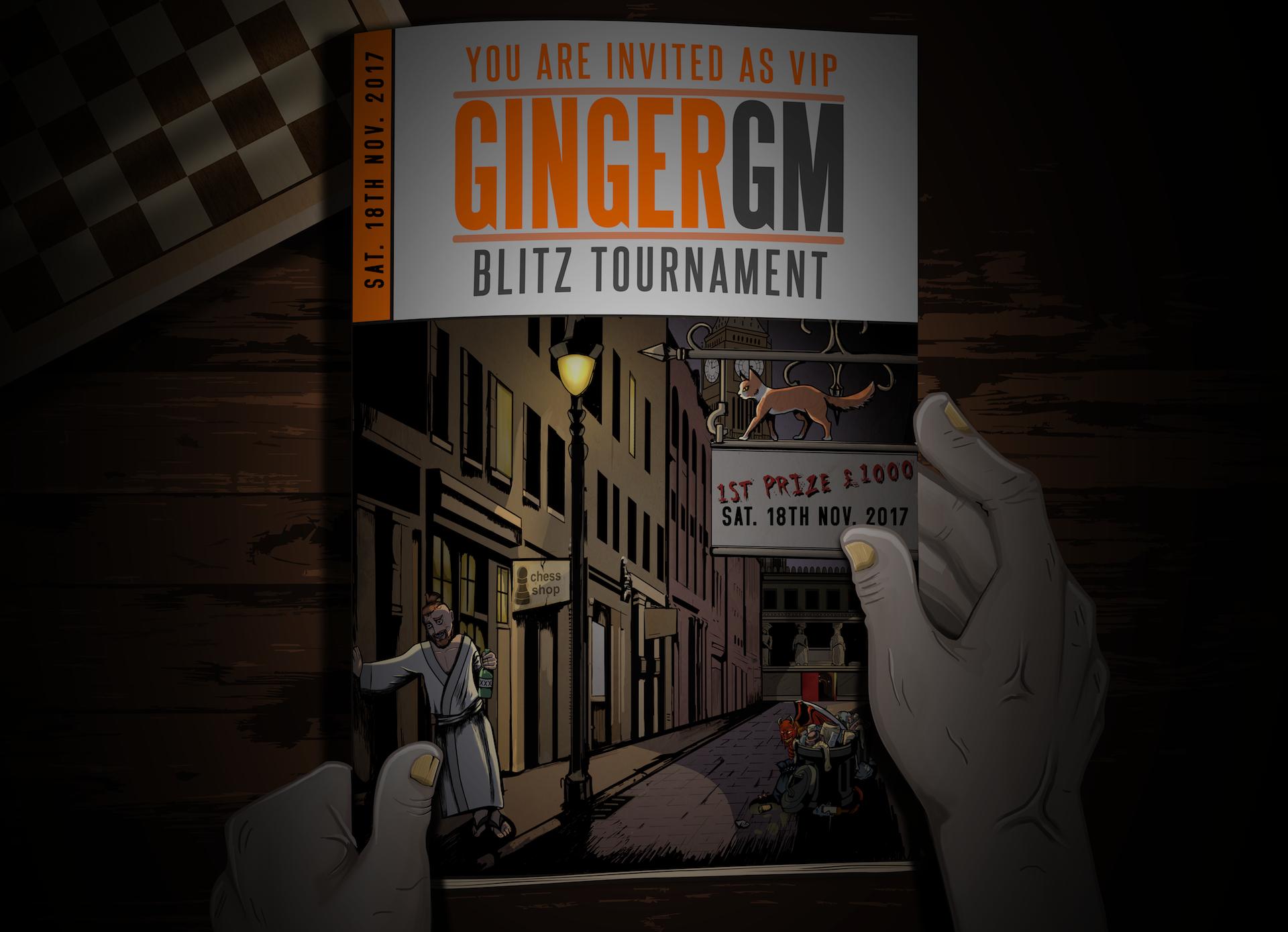 Ginger GM