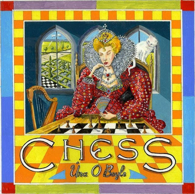 Chess (Book) Cover