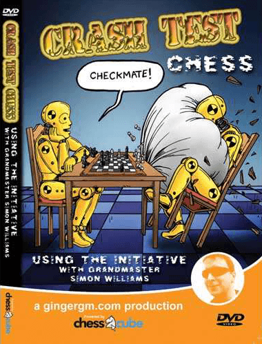 Crash Test Chess 1 Cover