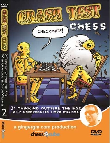 Crash Test Chess 2 Cover