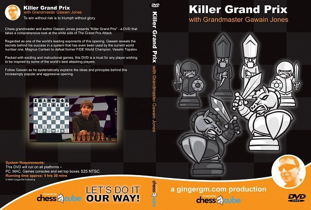 Killer Grand Prix Insert