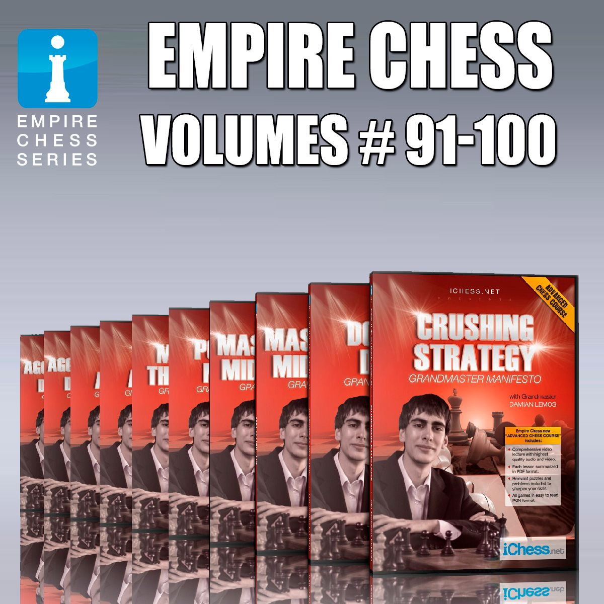 Empire Chess 91-100 - The Grandmaster Manifesto