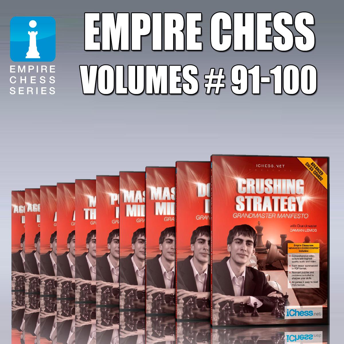 Grandmaster Manifesto DVDs