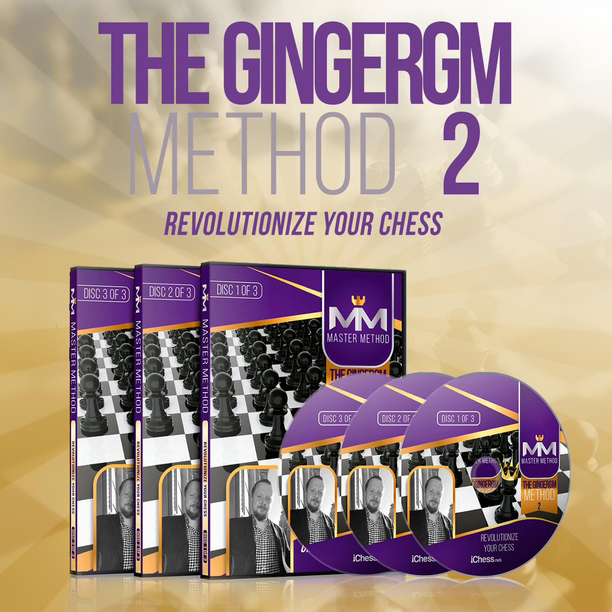 Revolutionize Your Chess (The Ginger GM Method 2)