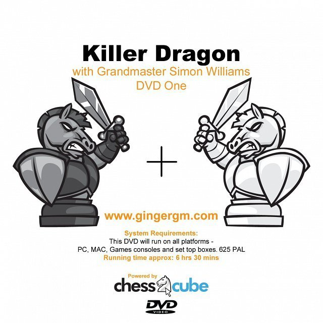 Killer Dragon Disc
