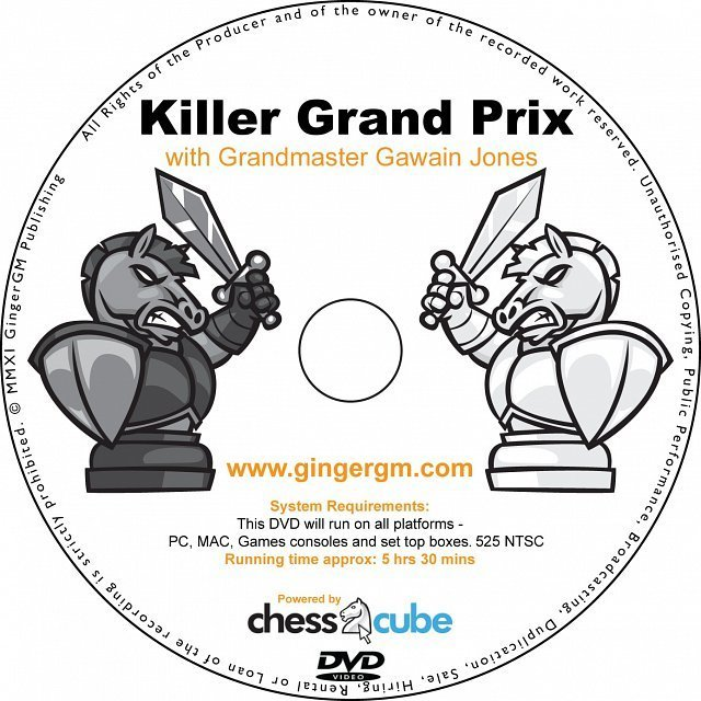 Killer Grand Prix Disc