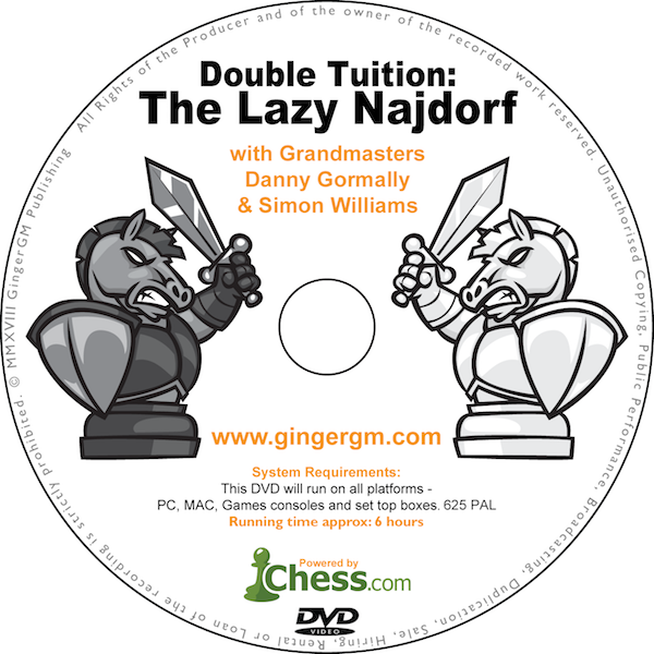 The Lazy Najdorf