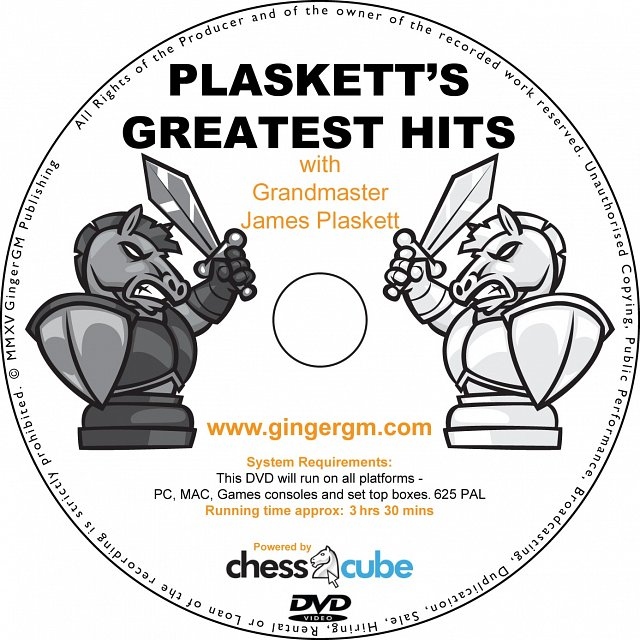 Plaskett's Greatest Hits Disc