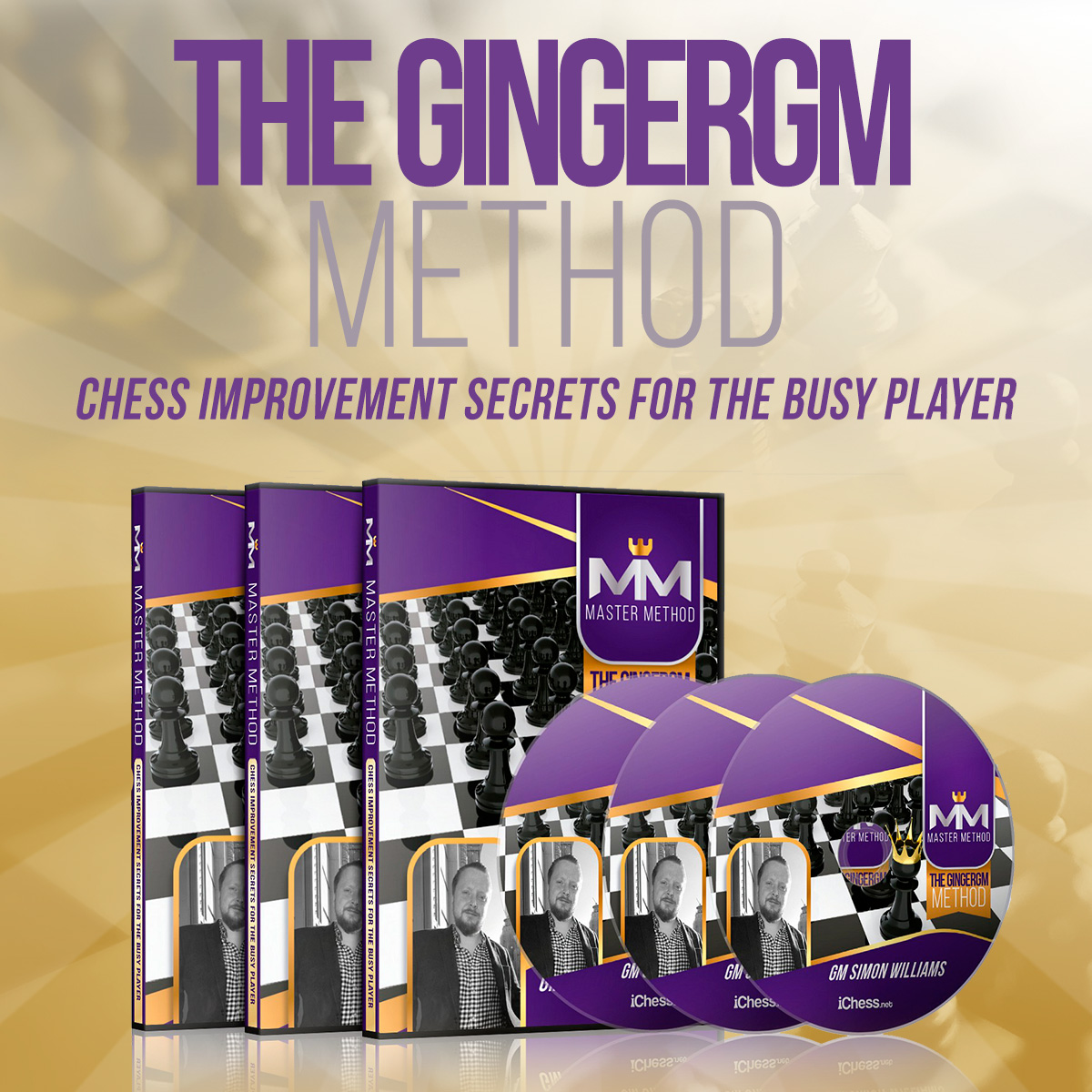 The Ginger GM Method Discs