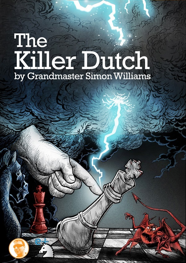 Killer Dutch eBook Cover Blue