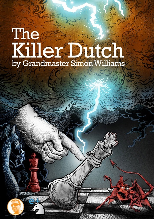 Killer Dutch eBook Cover Orange